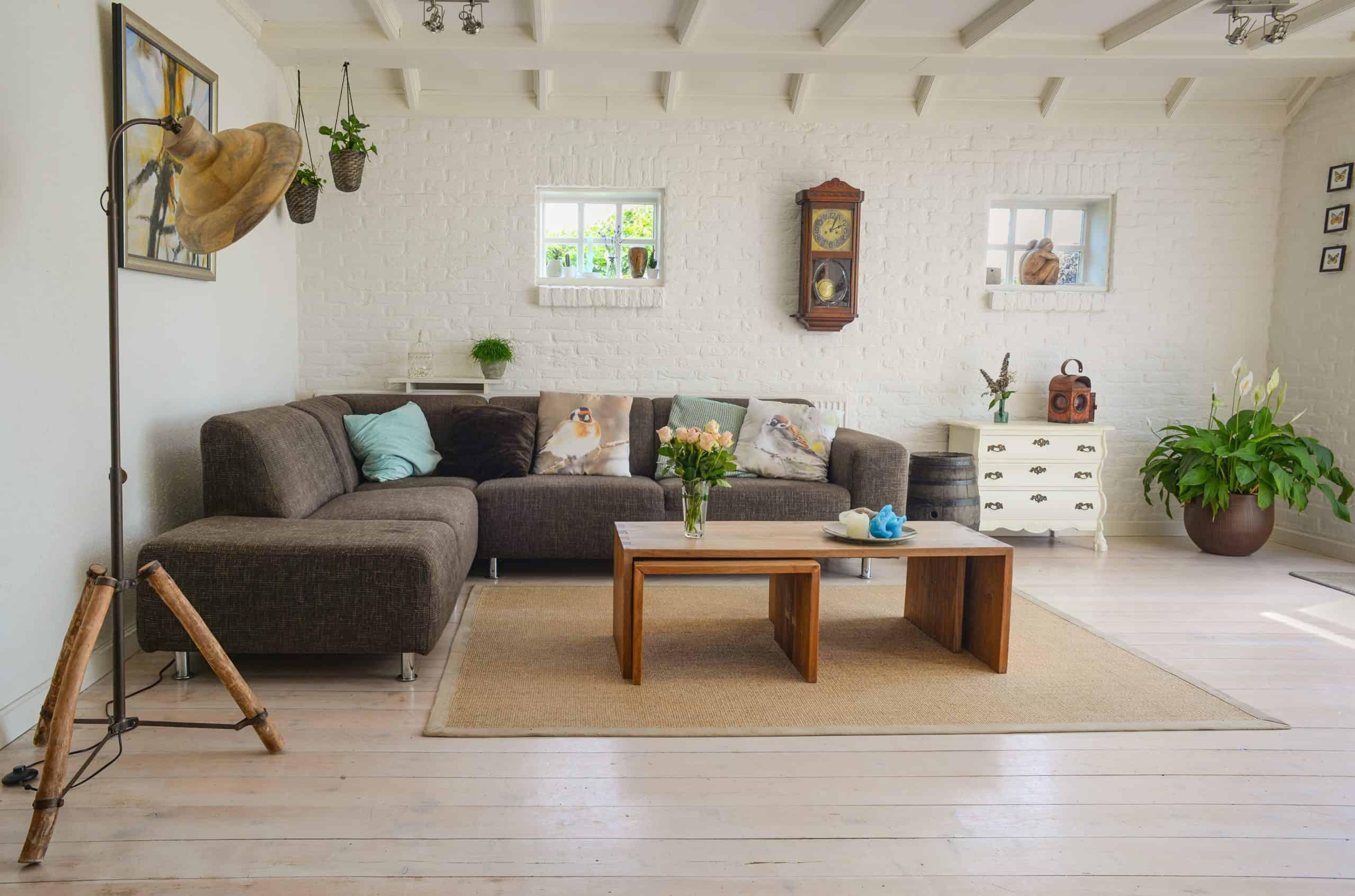 Inside of cottage